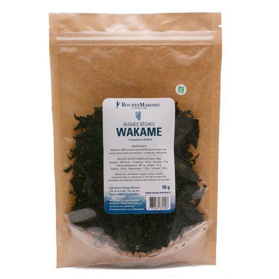 Wakamé - Algues en...