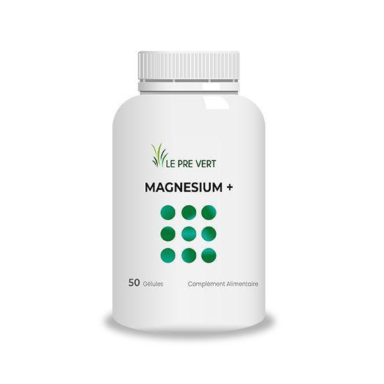 Magnésium+